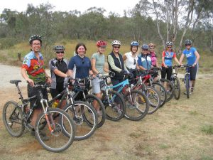 AWMTB welcomes women MTBers!