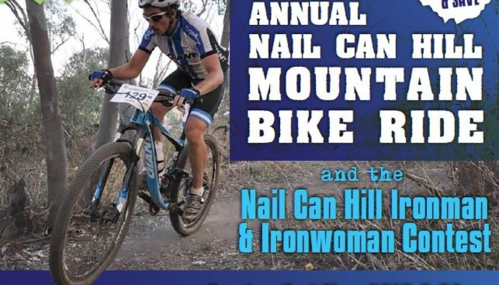 Annual Nail Can MTB Ride 2015 – Enter now