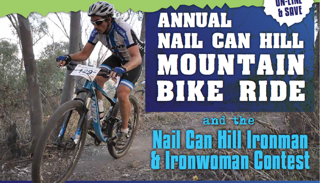 Annual Nail Can Hill MTB Ride – Enter Now