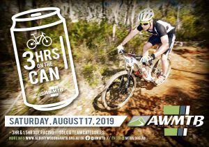 3hr on the can 2019